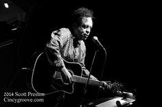 Photos – Garland Jeffreys, 11/5/14, Southgate House Revival, Newport, KY