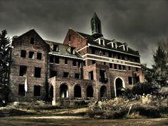 Western Center Psychiatric Facility Insane Asylum Moganza, Lousiana