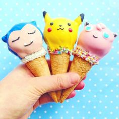 Choose one! And no I still have not caught a Pikachu.  (: @vickiee_yo)