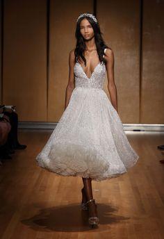 Inbal Dror Bridal Fall 2017 Fashion Show