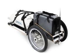 Aidoo - Go where you want to not know where you can! Rando Velo, Bike Cart, Recumbent Bicycle, Bike Trailer, Id Design, Cargo Bike, Bike Frame, Mini Bike, Camping