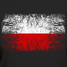 Polen 002 AllroundDesigns - Frauen Bio-T-Shirt