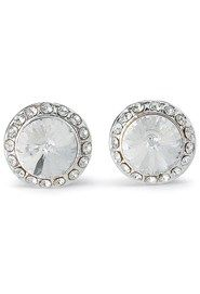 8mm Rhinestone Earrings for pricing please email us at admin@thedancingfeetshop.com