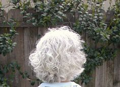 Silver Curly by hawwhite