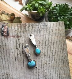 Серьги с бирюзой «Наследие пирата» – купить в интернет-магазине на Ярмарке Мастеров с доставкой Natural Stones, Turquoise Bracelet, Bracelets, Jewelry, Bangles, Jewlery, Jewels, Bracelet, Jewerly