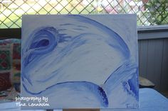 Painting- Water movments <3