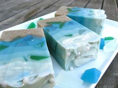 Sea Glass Handmade N