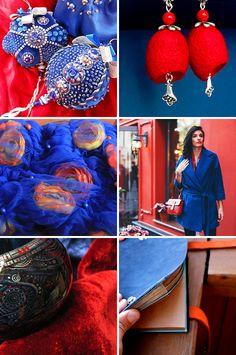 «Идеальный шторм» — коллекция предметов ручной работы  Handmade items set, see more: http://www.livemaster.ru/gallery/1274807