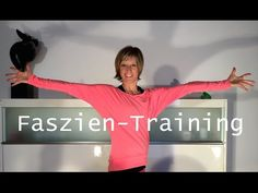 ▶ 23 min. Faszien Training mit Gabi Fastner - YouTube