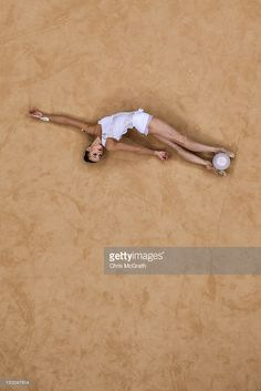 Ganna Rizatdinova of Ukraine competes in the Individual All-Around Gymnastics Rhythmic on Day 13 of the London 2012 Olympics Games at Wembley Arena on August 9, 2012 in London, England.