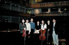 """National University of Singapore Symphony Orchestra'01,University Cultural Centre-Masterclass,using live online broadcast,conducted by overseas music lecturers.A daunting task to play live in front of great musicians & a theatre of people,but we open ourselves up to challenges & immerse in new experiences:Live life. #Crowdfunding """"Teach a Life, for Life"""" http://pozible.com/teachalifeforlife Connect https://www.facebook.com/teachalifeforlife #eileenchai #teachalifeforlife #pozibleeileenchai"""