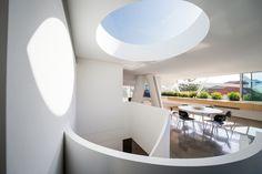 Дом с лестницей-трубой в Австралии #windows