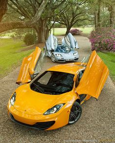 ♂ Orange car The Evolution- McLaren & McLaren Mclaren Mp4 12c, Mclaren Cars, Audi Cars, Luxury Sports Cars, Ferrari, Lamborghini Aventador, Bugatti, Maserati, Classy Cars
