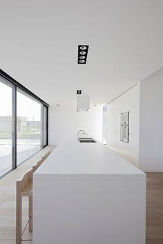Francisca Hautekeete - architect Gent - MD - Sint-Amandsberg - Huis