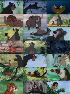 Disney the jungle book 1967
