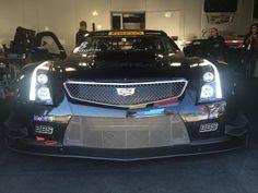 Meet the all new Cadillac ATS-V.R. #TeamCadillac