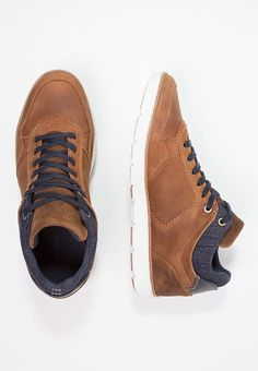 Pier One Trainers - cognac for £59.99 (05/01/17) with free delivery at Zalando