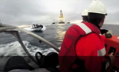This Violent Clash at Sea Escalates Tensions Around Infamous Greenpeace Ship