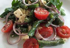 ❤️ Lust auf Lecker : Grüne Bohnensalat mit Feta