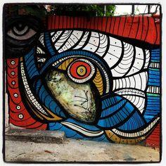 #artederua #rio #riodejaneiro #graffiti #brasil - @clabocla | Webstagram