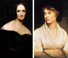 Romantic Outlaws - A dual biography of the 18th-century English feminist Mary Wollstonecraft and the daughter she never knew.