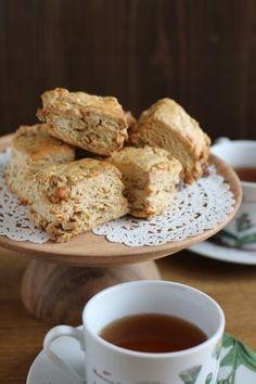 オイルde「胡桃スコーン」 | お菓子・パンのレシピや作り方【corecle*コレクル】