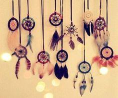 Dream Catcher Decorations #DIY #decor #secondmilewater