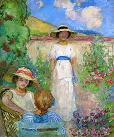 henri lebasque paintings - Google Search