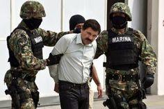 """ROXANA REY: MÉXICO. Fue detenido el poderoso jefe narco """"El Ch..."""