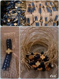 Μαρτυρικά αγόρι Handmade Jewelry, Baby, Religious Art, Bracelets, Christening, Grooms, First Holy Communion, Jewels, Babies