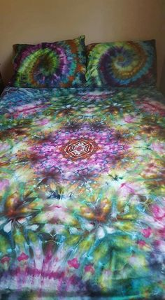 Absolutely LOVE these Dyed Sheets