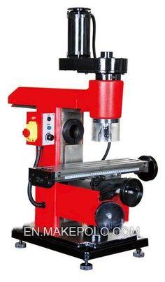 SU1 Universal milling machine, - Makepolo