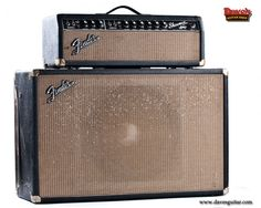Fender Showman | Fender Showman-Amp, '65 | Dave's Guitar Shop