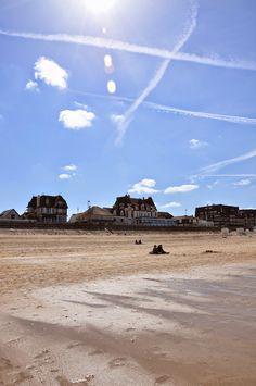 Plage de Cabourg (Calvados)