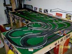 Resultado de imagem para slot car track design