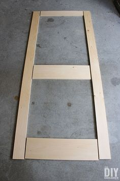 How to Build a Screen Door. Step by step DIY screen door tutorial. How to make a custom screen door.