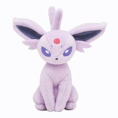 Pokemon Center Plush Doll Espeon Psiana Mentali.shopper bag With gifts #PokemonCenter