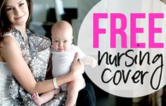 Great Deals | How Does She Get a FREE nursing cover and other awesome deals for our HowDoesShe readers!