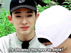 MONSTA X MEMES (WONHO IS SOOOOOO CUUUUTE KILL ME)