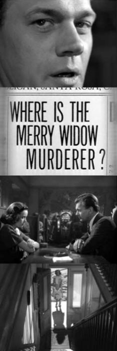 Shadow of a Doubt...Hitchcock classic