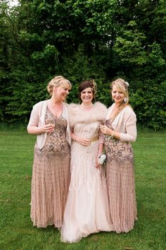 Lucy and Rob's A Midsummer Night's Dream Meets The Great Gatsby Wedding by Joanna Nicole Photography Great Gatsby Theme, Great Gatsby Wedding, Boho Wedding, Perfect Wedding, Dream Wedding, Wedding Blog, Wedding Ideas, Bridesmaid Flowers, Wedding Bridesmaids