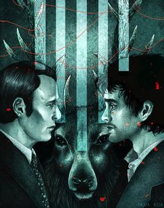 Hannibal | Illustrations by Angela Rizza