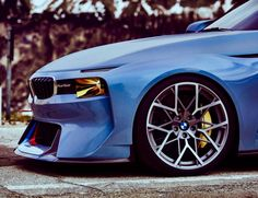 #BMW 2002 Turbo Hommage www.asautoparts.com