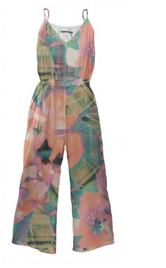 Tropicallista Jumpsuit for PAOM by Nina May Designs