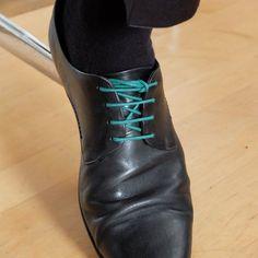 Loco!Laces- Gewachste, bunte, farbige, runde Schnürsenkel für Business-Schuhe! (türkis): Amazon.de: Schuhe & Handtaschen