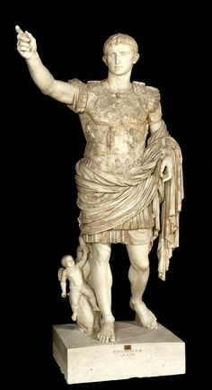 The exhibition explores Augustus as a man and public figure through the history of art @ The Grand Palais. From Wed 19 Mar 2014 to Sun 13 Jul 2014
