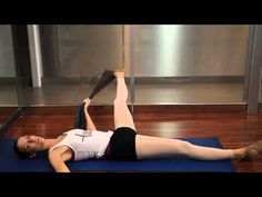 Dance Stretching Exercise : Dance & Ballet Conditioning - YouTube