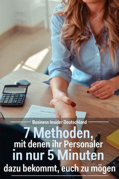 Bewerbung: So macht ihr einen guten Eindruck im Vorstellungsgespräch. Artikel: BI Deutschland Foto: Shutterstock/BI