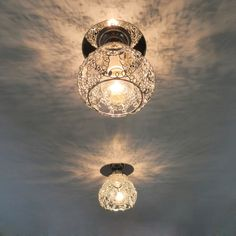 Creative Iron Wire Braid Hallway Ceiling Lights Balcony Light Modern Fashion Foyer Ceiling Lamp Stairs Ceiling Lamps