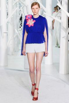 #Delpozo #FW2015_16 #trends #baggy #flowers #Catwalk #NYFW #NewYork